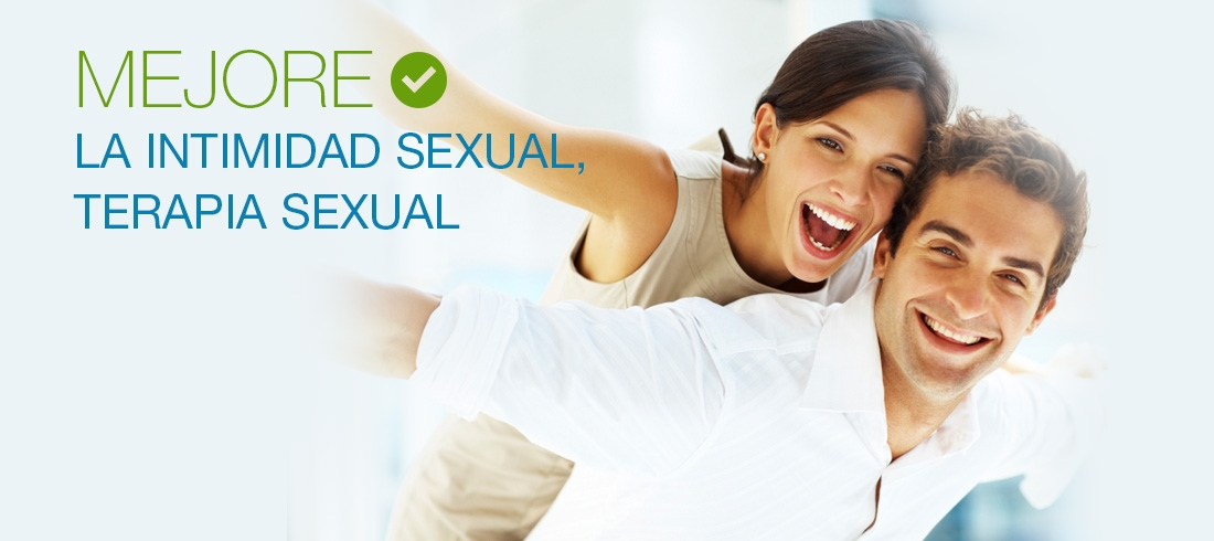 Intimidad Sexual Terapia Sexual